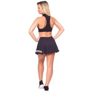 Shorts Saia Preto Adulto - Ballare-2704