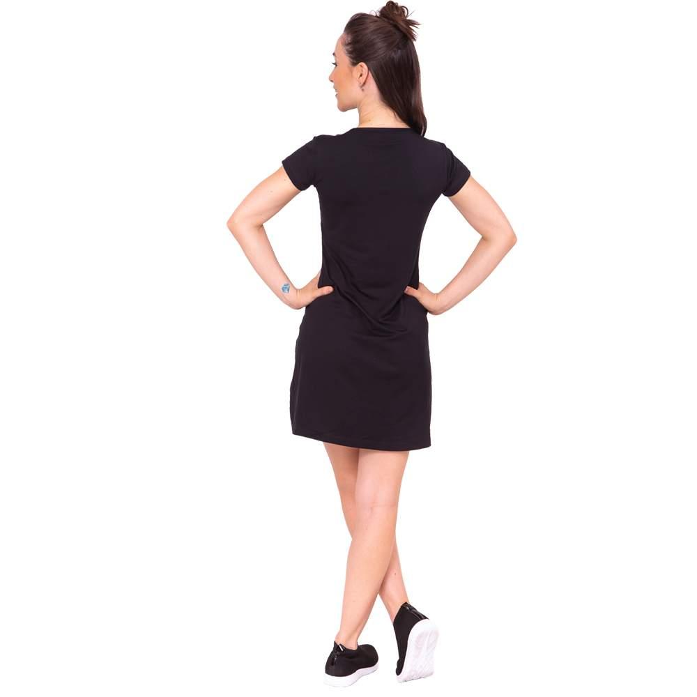 Vestido Dance Code Adulto Preto - Ballare-2742
