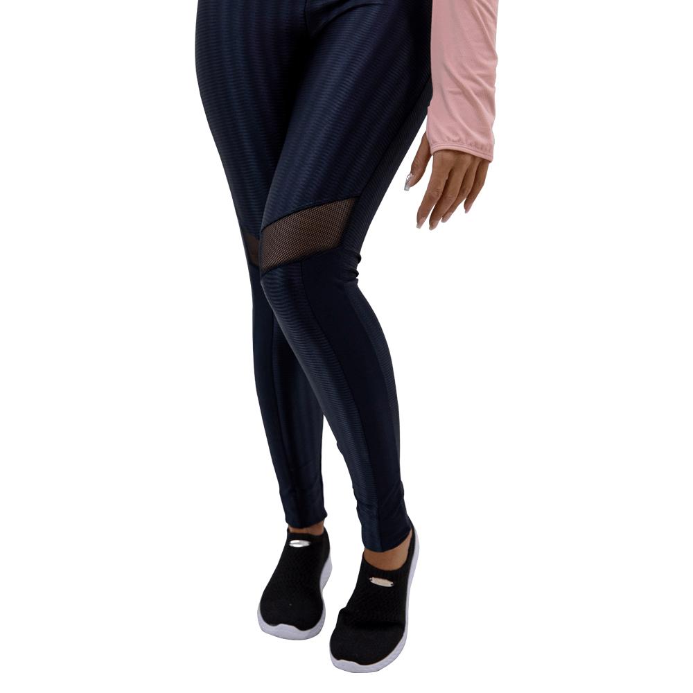 Legging Zig Preto - Ballare-2834