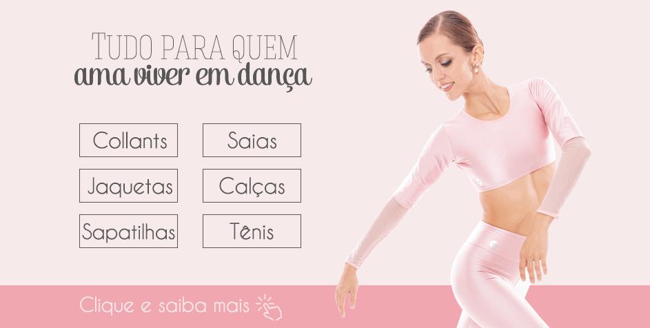 76d45be8fe Ballare Malhas | Roupas para Dança!