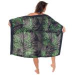 Kimono Zoe Estampa Verde